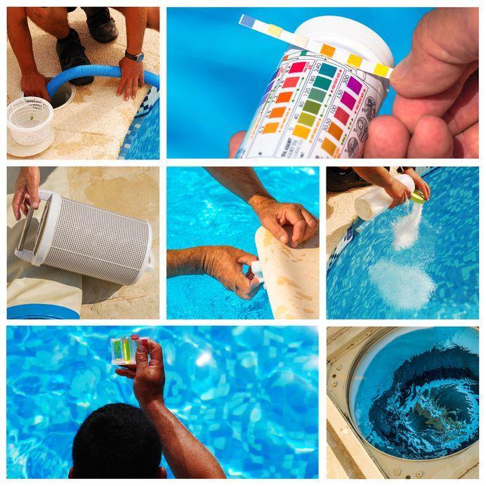 entretien complet de sa piscine