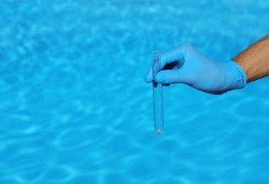 alcalinité de la piscine
