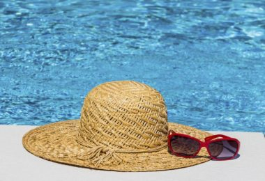 évaporation d'une piscine