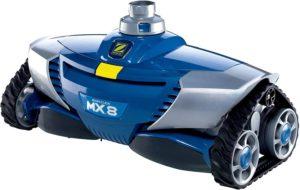 Zodiac Robot Nettoyeur de Piscine Hydraulique mx8