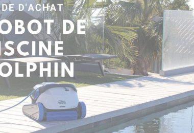 robot piscine dolphin
