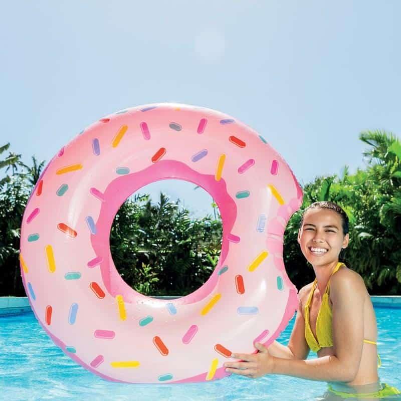 bouée donut intex