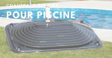 chauffage solaire piscine