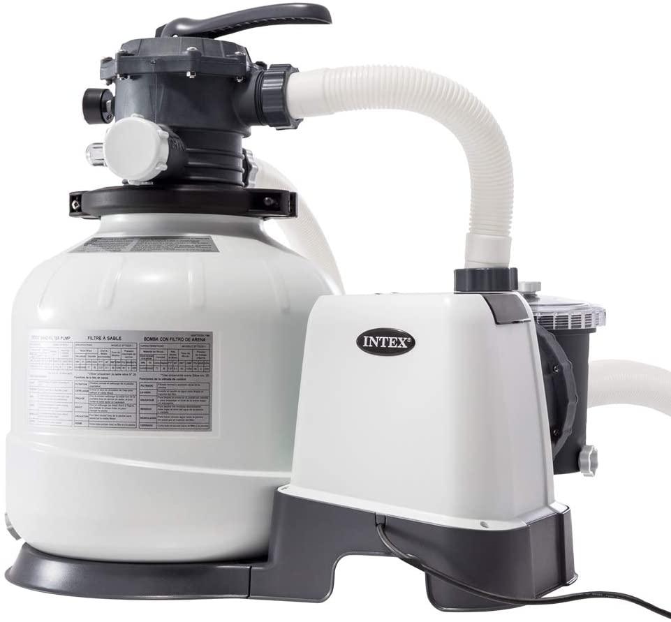 filtre a sable intexI 2800 GPH