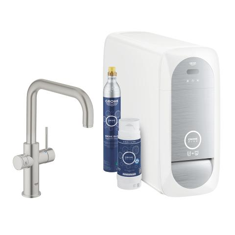 Robinet filtrant Grohe Blue Home