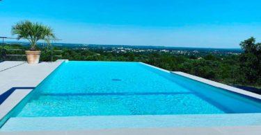 piscine a debordement prix
