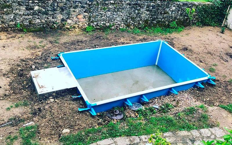piscine kit 10m2