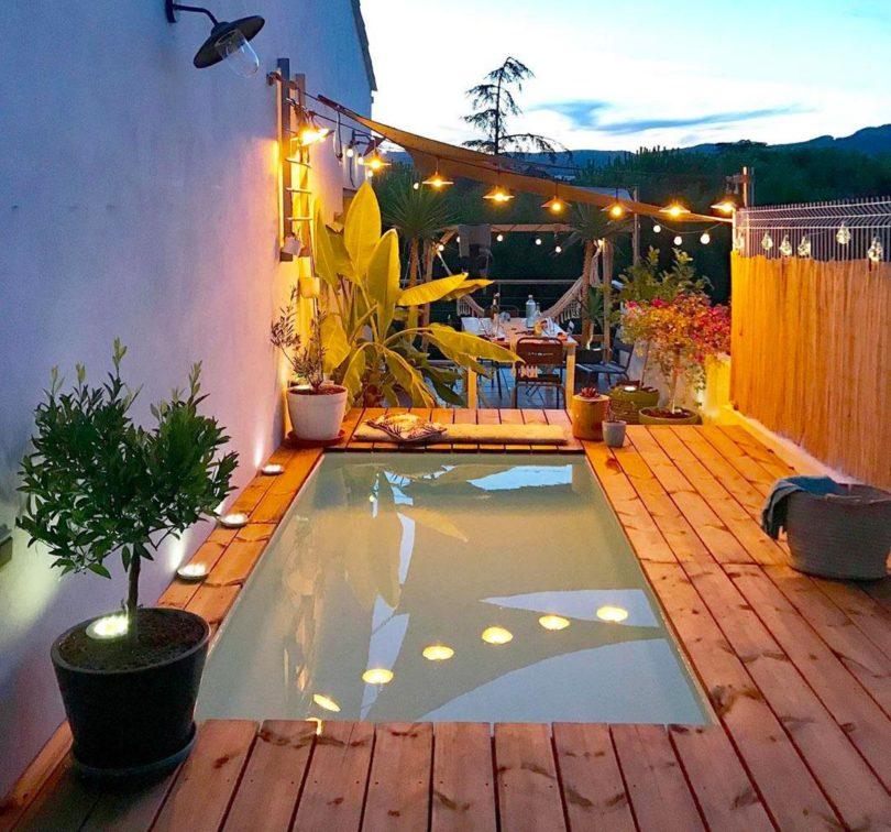 prix mini piscine