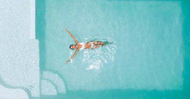 taille piscine